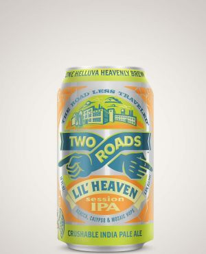 TWO ROADS LIL HEAVEN , 24 Cans - 12OZ Each delivery NYC, Same day beer  delivery NYC, same day keg delivery NYC, brooklyn, lic